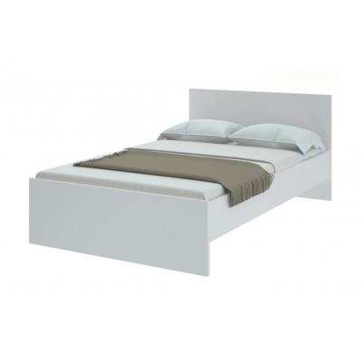 Кровать НКМ Танита Белый, 900 Х 2000 мм, С основанием