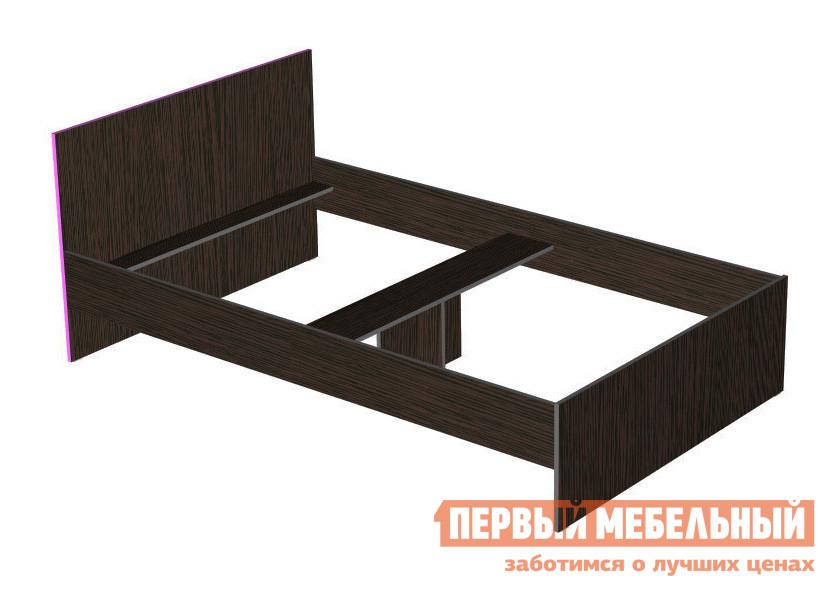 Односпальная кровать НК-Мебель Паулина 2 шкаф распашной нк мебель паулина 9