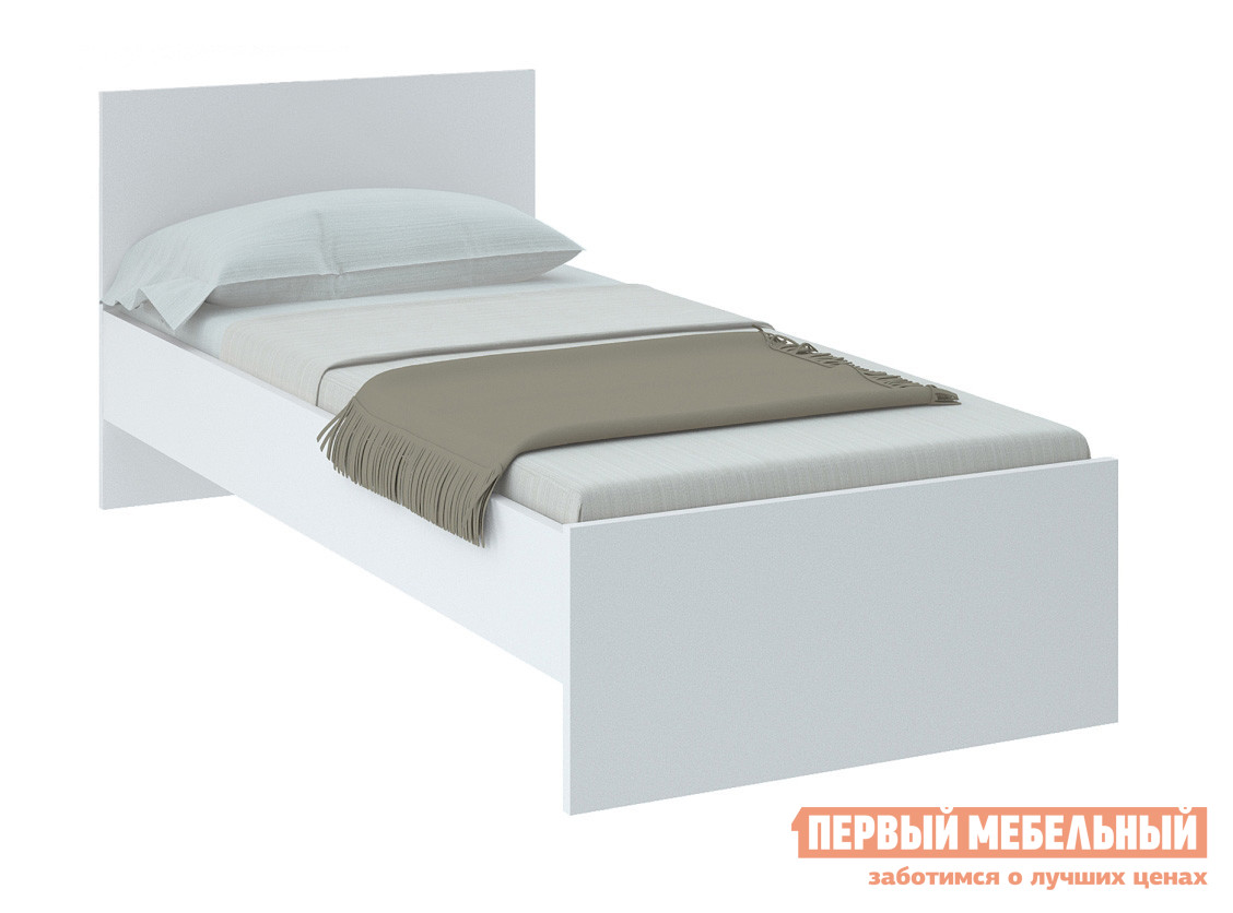 Односпальная кровать НК-Мебель Паулина 2