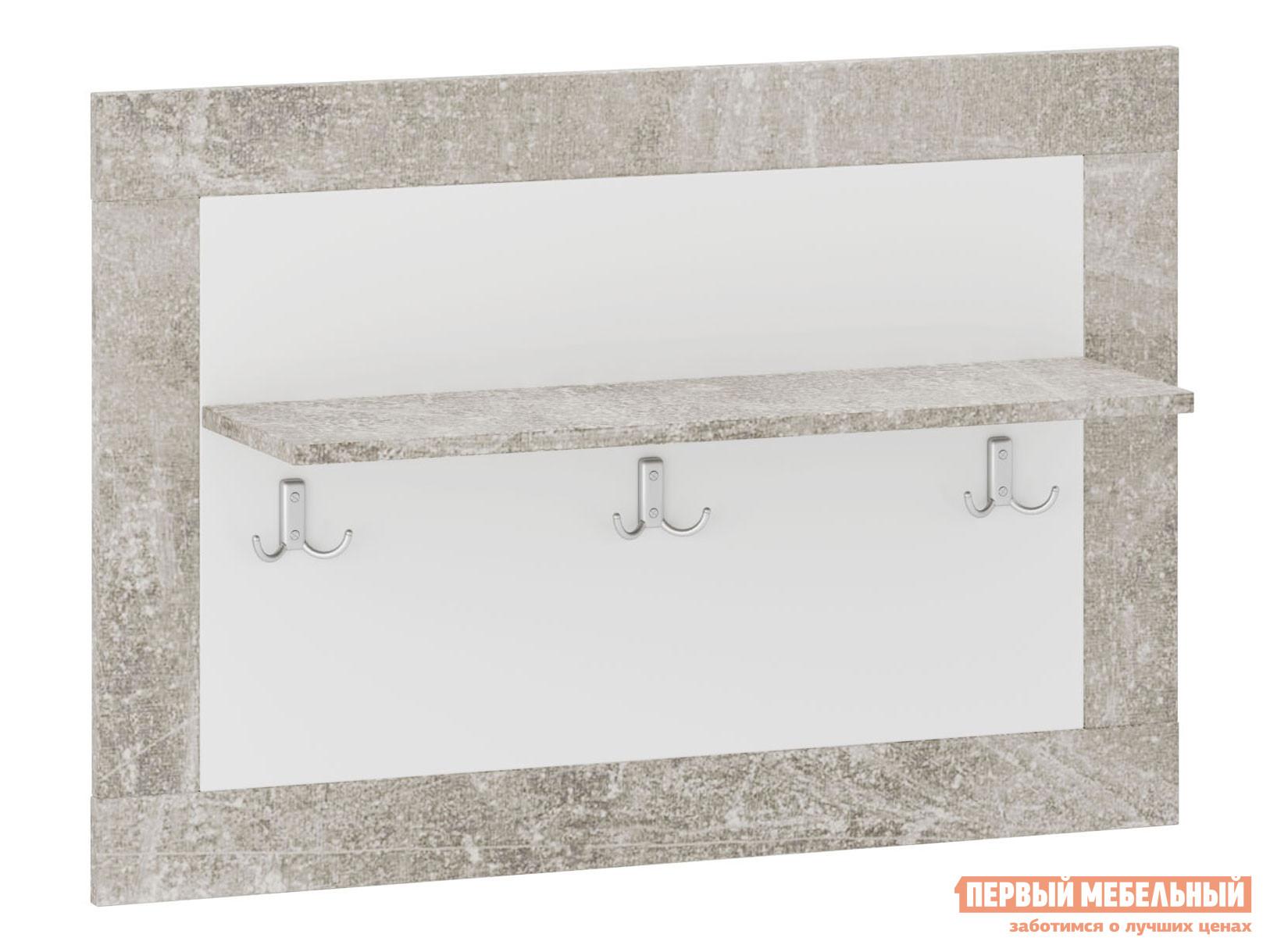 Настенная вешалка НК-Мебель МОНТАНА вешалка для одежды 73020150
