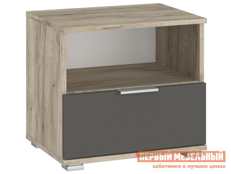 Фото - Прикроватная тумбочка Первый Мебельный Тумба прикроватная Венеция прикроватная тумбочка первый мебельный прикроватная тумба стандарт