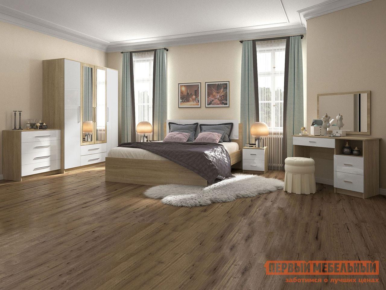 Спальный гарнитур НК-Мебель Марика К1 спальный гарнитур нк мебель комплект мебели для спальни тиберия к2