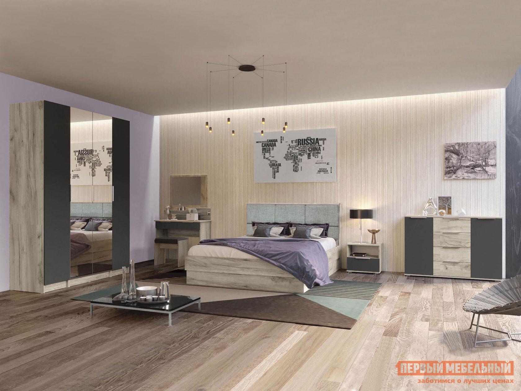 Спальный гарнитур НК-Мебель Спальный гарнитур Венеция спальный гарнитур нк мебель комплект мебели для спальни тиберия к2