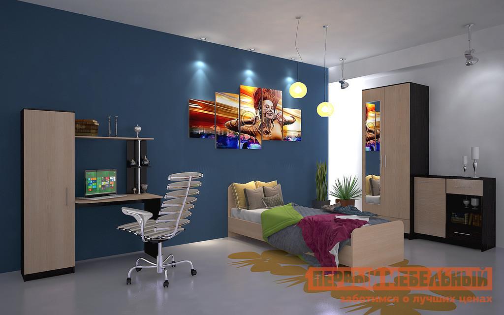 Комплект детской мебели НК-Мебель Кубрик С + Кубрик Кр комплект мебели из ротанга афина мебель t282bnt w53 y90c w51 2pcs