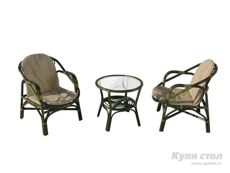 Комплект плетеной мебели 02/04 КупиСтол.Ru 16220.000