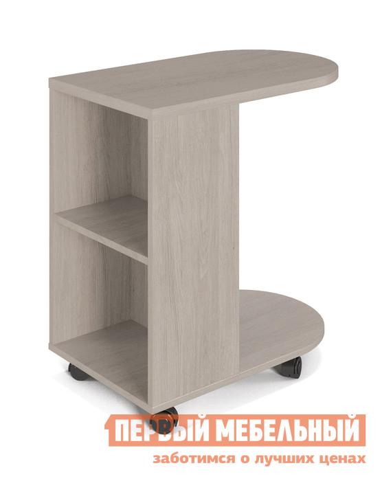 Сервировочный столик МСТ София Модуль №14 Дуб Сантана Светлый