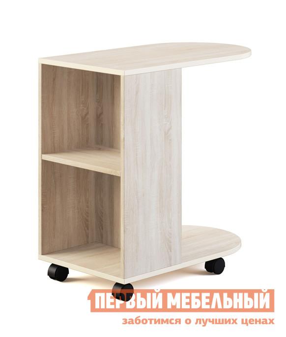 Сервировочный столик МСТ Оливия Модуль №18 Дуб Сонома светлый
