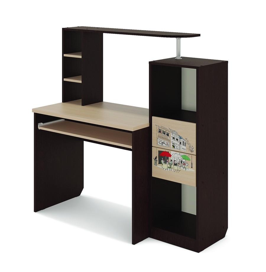 Неаполь стол компьютерный - купить в анапе.