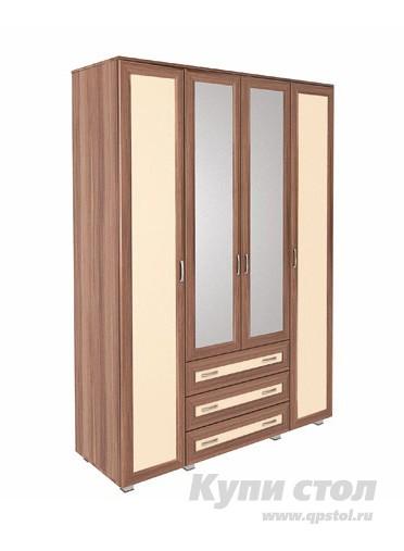 Шкаф распашной МСТ Шкаф четырехдверный Карина Люкс (мод.14)