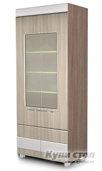 Шкаф распашной МСТ Альпина шкаф с подсветкой