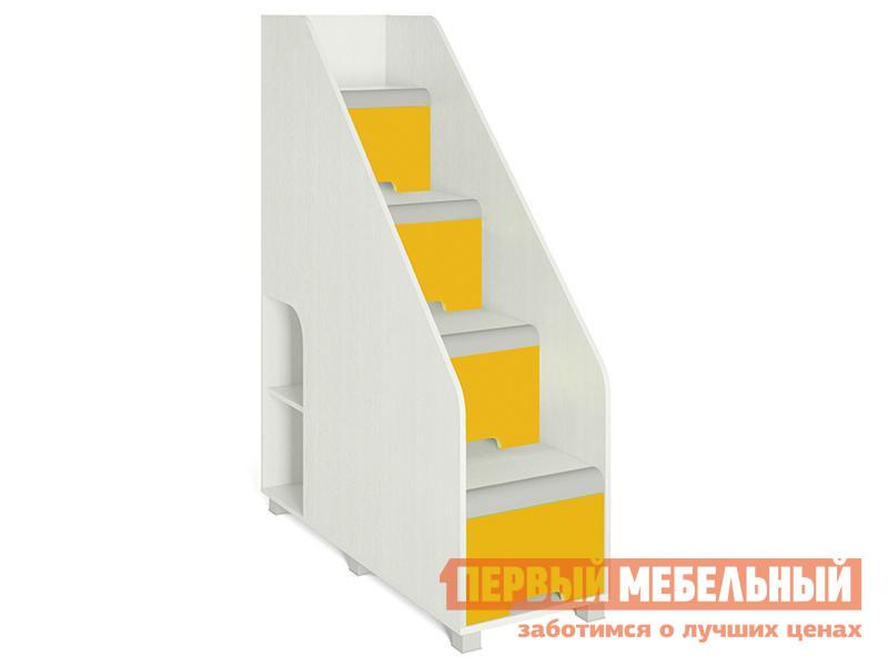 Лестница-комод для двухъярусной кровати МСТ Умка мод. 8 (Комплекс-лестница)