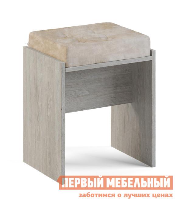 Пуфик МСТ София Модуль №13 Дуб Сантана Светлый