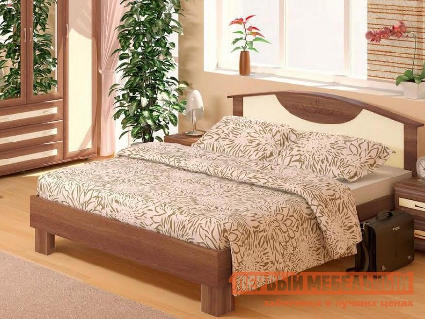 Кровать МСТ Карина люкс мод. № 2 кровать 1,2  б/м + ортопедическое основание