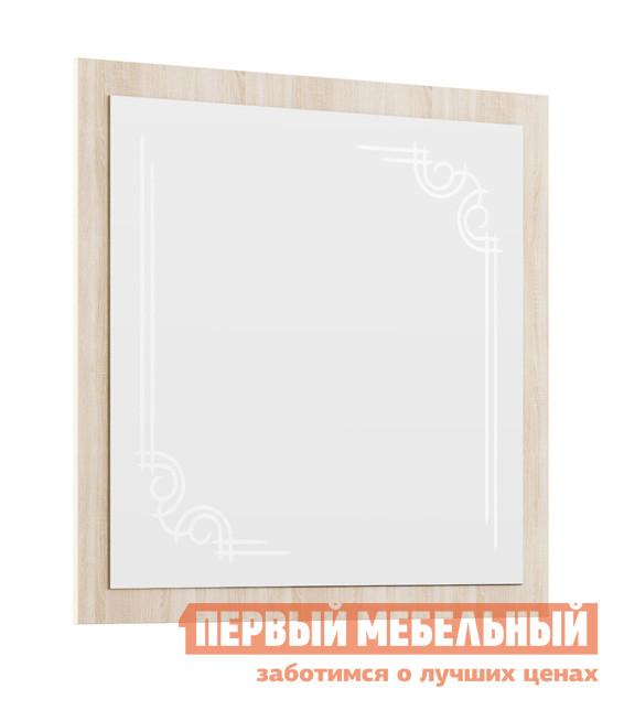 Настенное зеркало МСТ Оливия Модуль №6