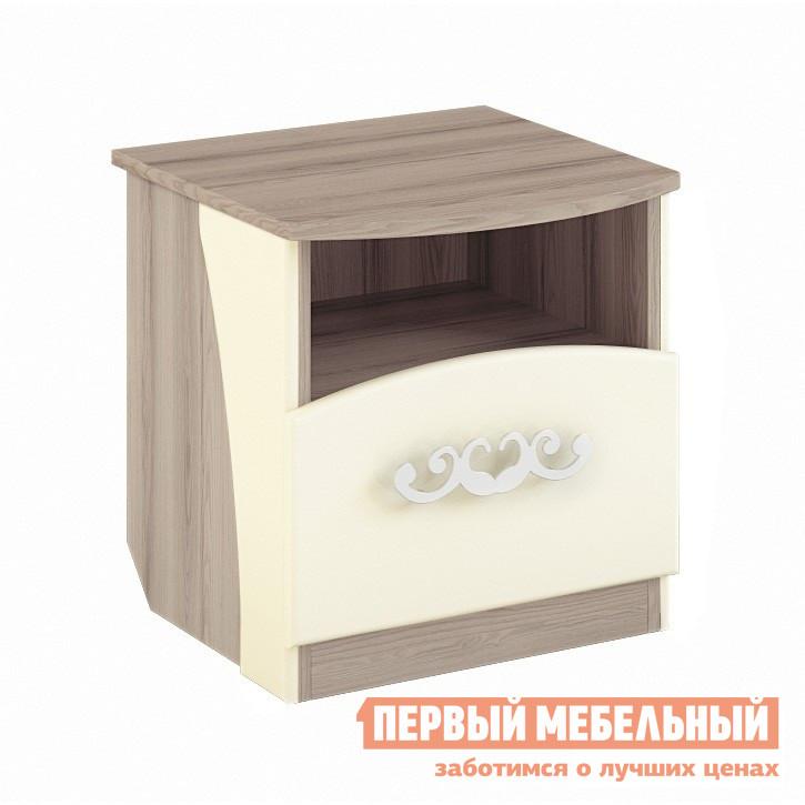 Прикроватная тумбочка МСТ Натали Тумба прикроватная мод.4
