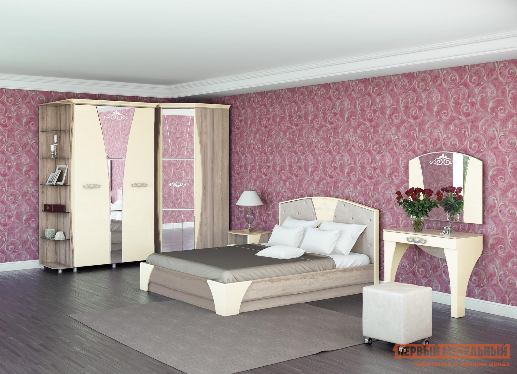 Комплект мебели для спальни МСТ Натали К3 комплект офисной мебели pointex свифт к3 темный