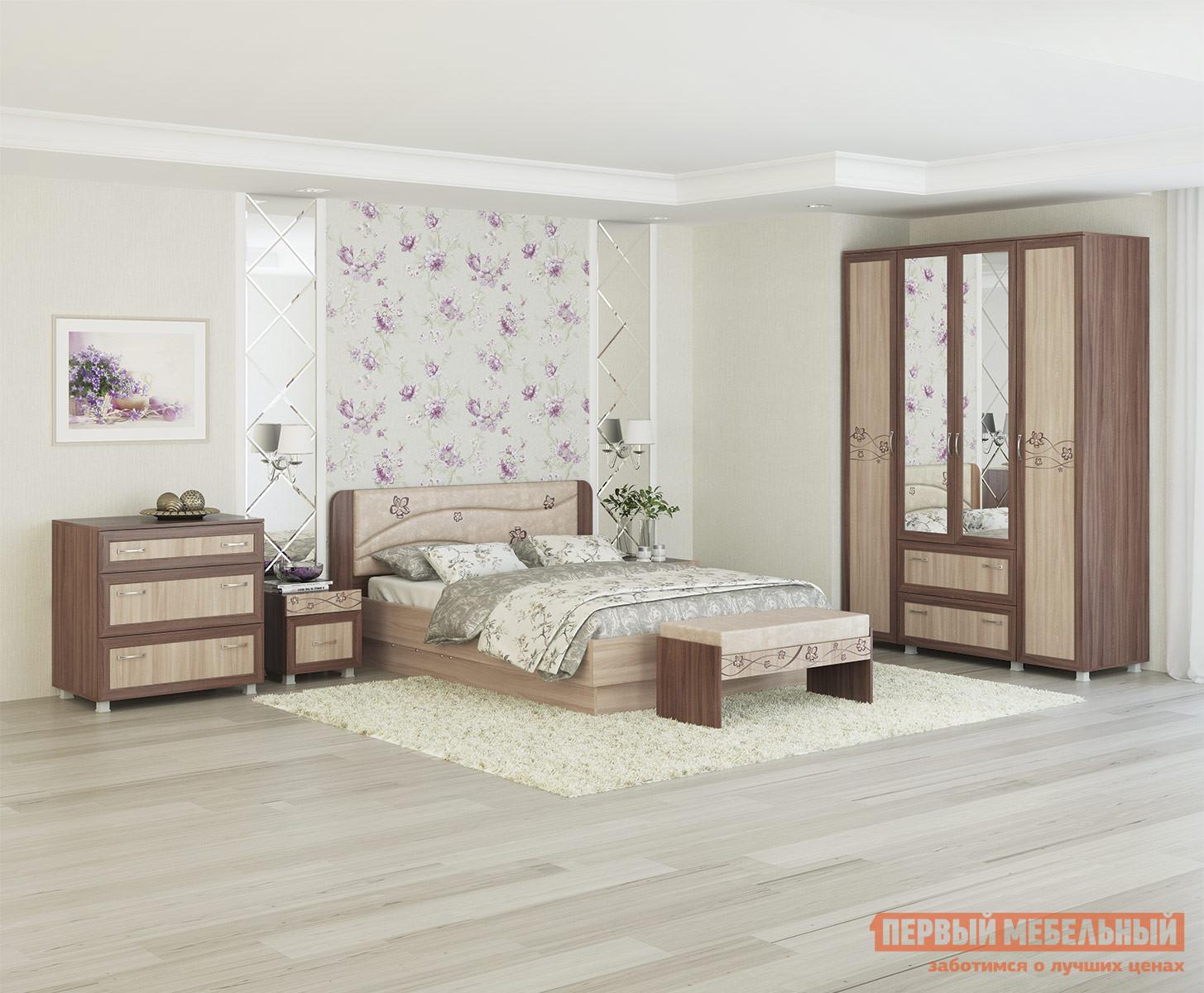 Комплект мебели для спальни МСТ Сальвия К1 комплект детской мебели трия аватар лайм к1
