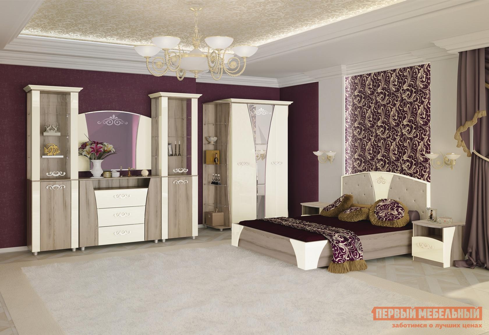 Комплект мебели для спальни МСТ Натали К1 спальный гарнитур трия саванна к1
