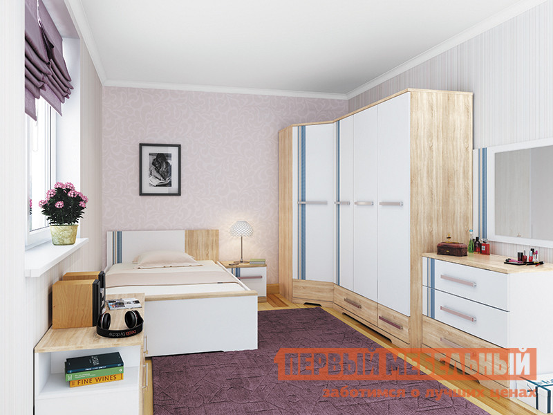 Комплект детской мебели МСТ Лион К2 магнит на руку fit 67450