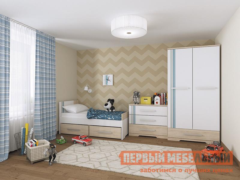Комплект детской мебели МСТ Лион К1 спальный гарнитур трия саванна к1