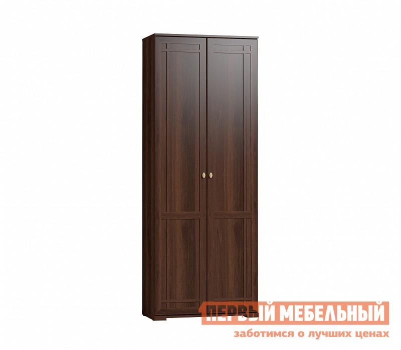 Шкаф распашной  Sherlock11 (гостиная) Шкаф  для одежды Орех Шоколадный