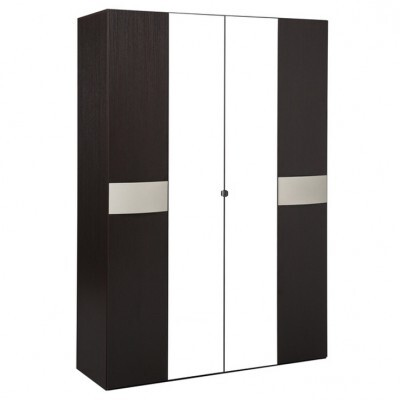 Шкаф распашной Глазов-Мебель АМЕЛИ 555 Венге