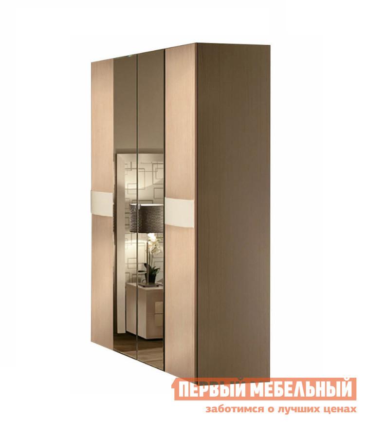 Шкаф распашной ТД Арника АМЕЛИ 555 шкаф для белья и одежды амели 1 левый