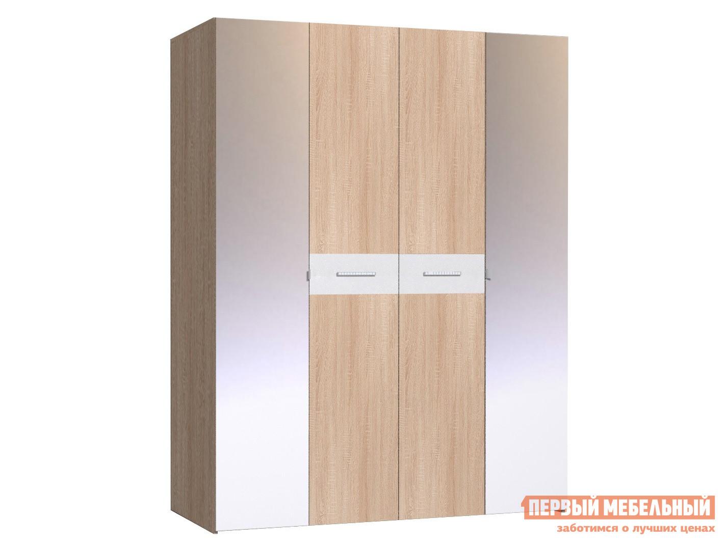 Шкаф распашной ТД Арника WYSPAA 36 (спальня) Шкаф для одежды и белья все цены