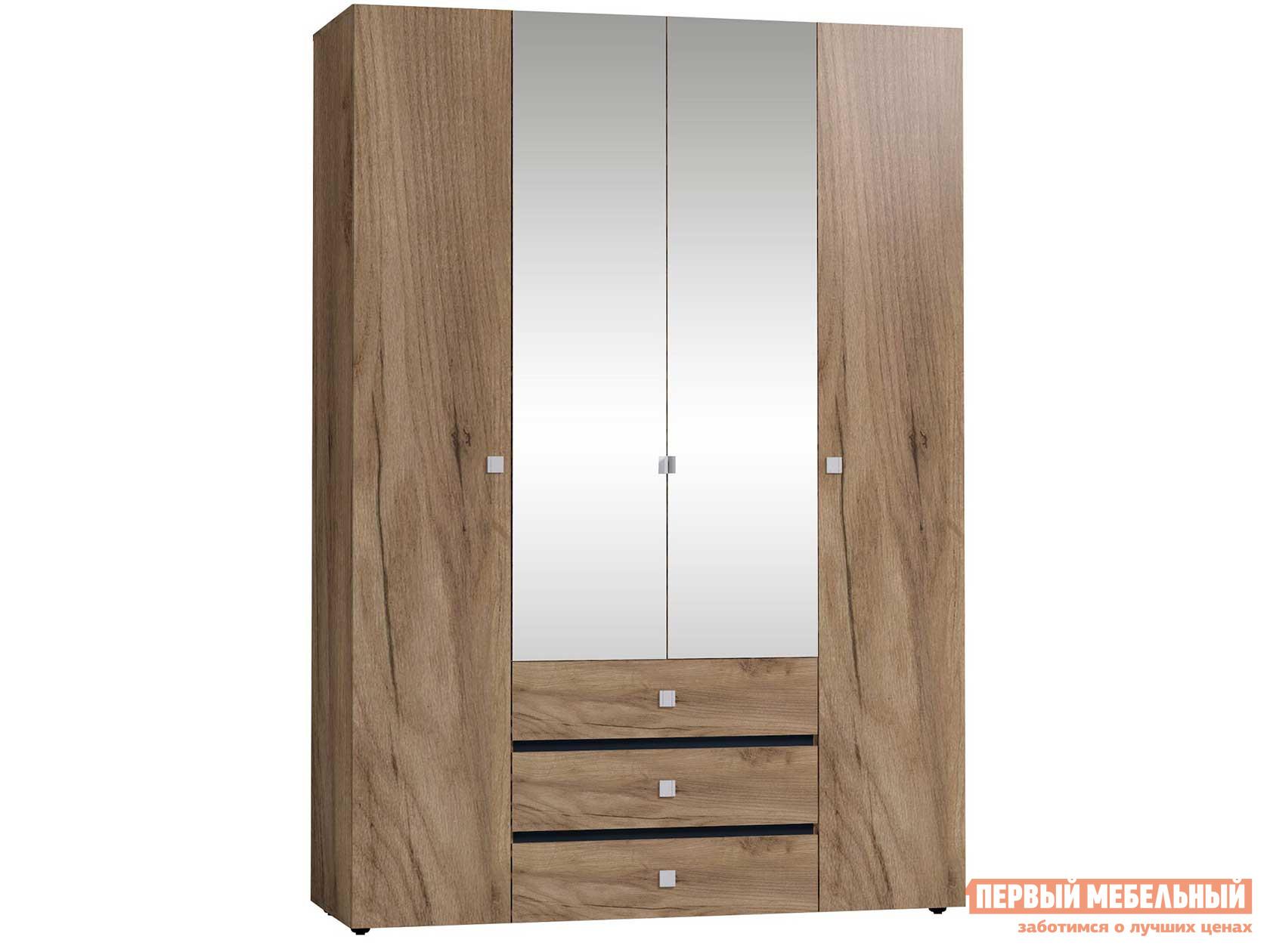 Шкаф распашной ТД Арника NEO 555 (спальня) Шкаф для одежды и белья все цены