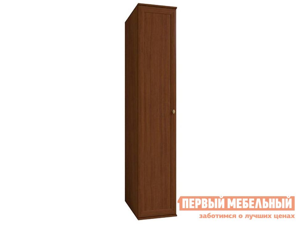 Шкаф распашной  Милана (спальня) Шкаф для белья 1 Орех