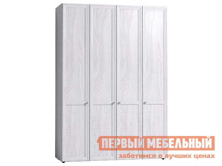Шкаф распашной четырехдверный ТД Арника Paola 555 (спальня) Шкаф для одежды и белья все цены