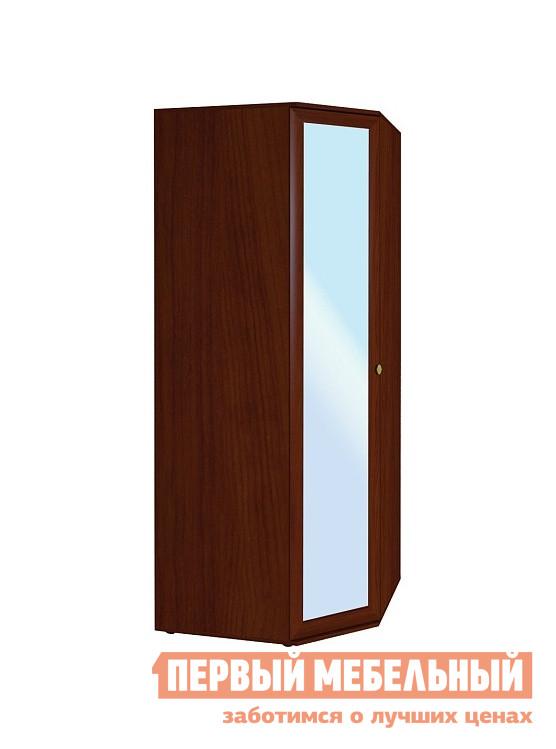 Угловой шкаф с зеркальной дверью ТД Арника Милана (спальня) Шкаф угловой 2 заколки милана тд трастеро