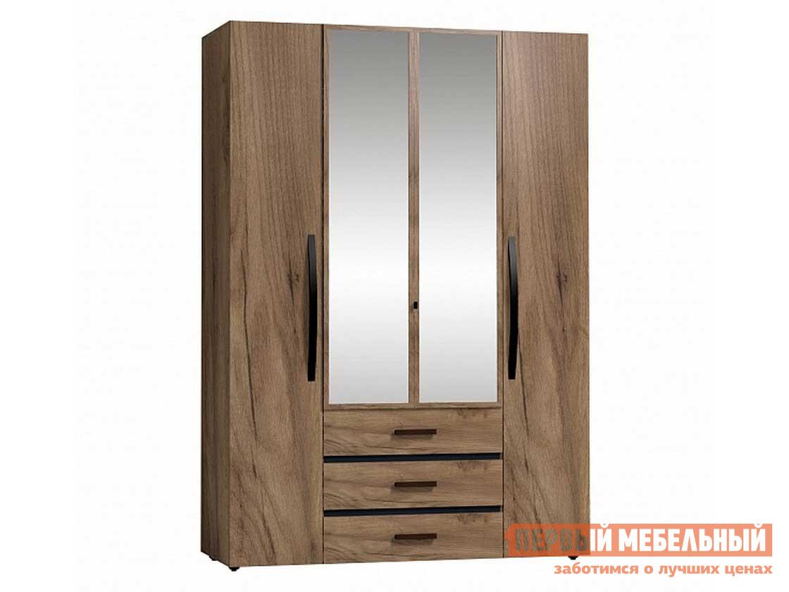 Шкаф распашной ТД Арника Nature 555 (спальня) Шкаф для одежды и белья все цены