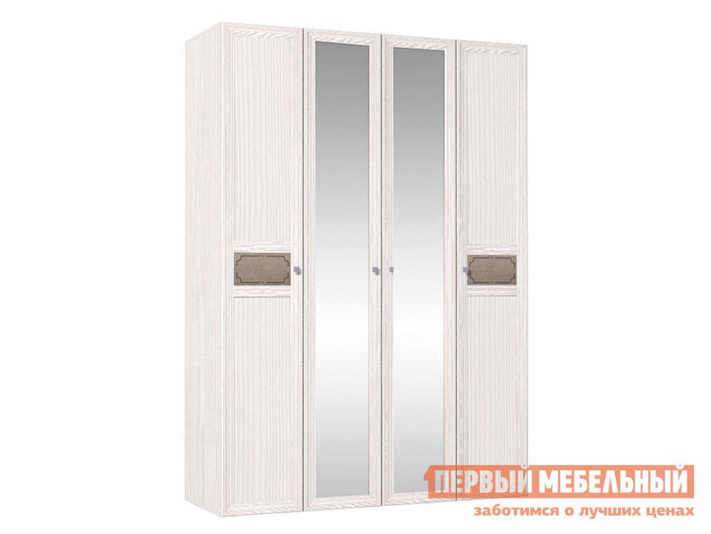 Четырехстворчатый шкаф распашной ТД Арника Карина 555