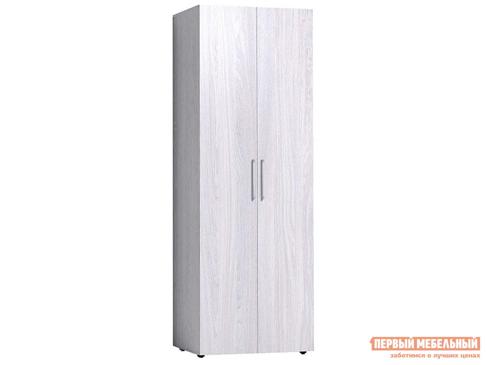 Шкаф распашной  Монако 54 (спальня) Шкаф для одежды Ясень Анкор светлый