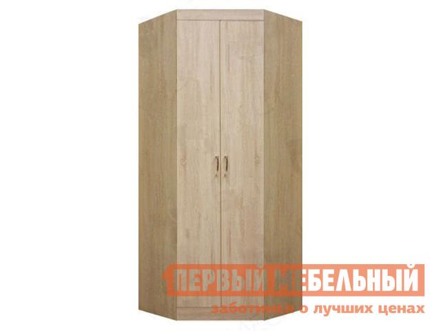 Шкаф угловой ТД Арника Ника Мод. Н5 Шкаф угловой без зеркала (боковые стороны одинаковые 360 мм)