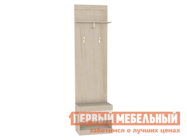 Прихожая ТД Арника Ника Мод. Н4 Шкаф Стойка-вешалка (на 600 мм)