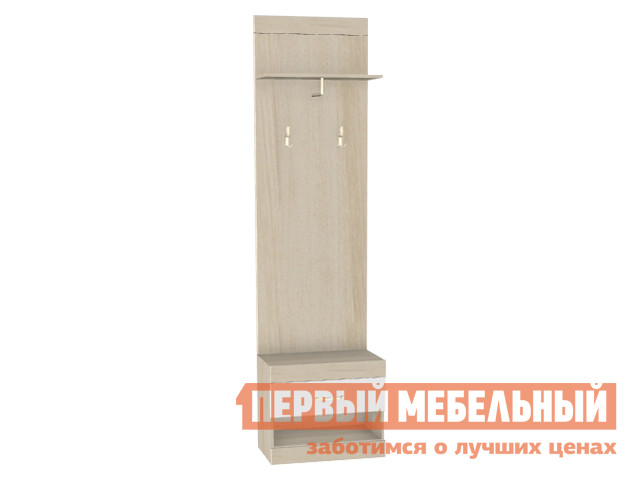 Прихожая ТД Арника Ника Мод. Н4 Шкаф Стойка-вешалка (на 600 мм) настенная вешалка тд арника милана прихожая вешалка 1