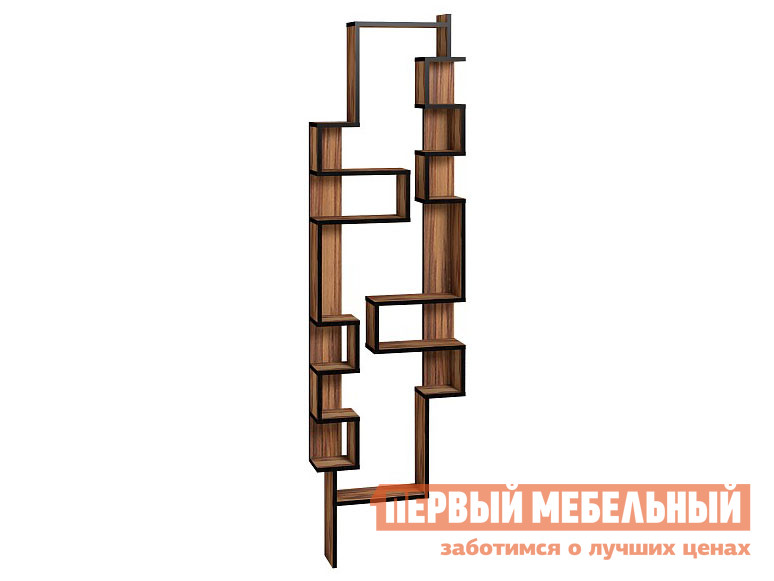 Стеллаж узкий ТД Арника Стеллаж Twist