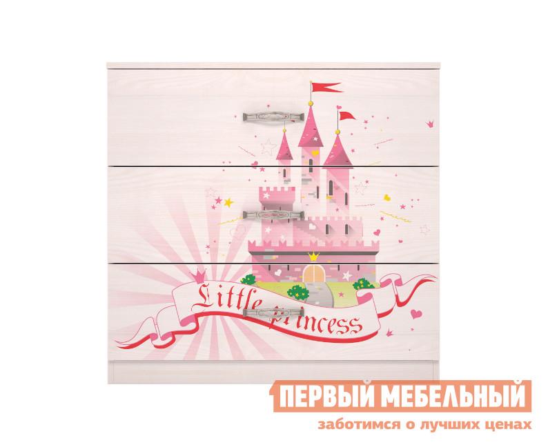 Комод ТД Арника Принцесса (03) шкаф для одежды тд арника принцесса 01 принцесса 01 принцесса 02