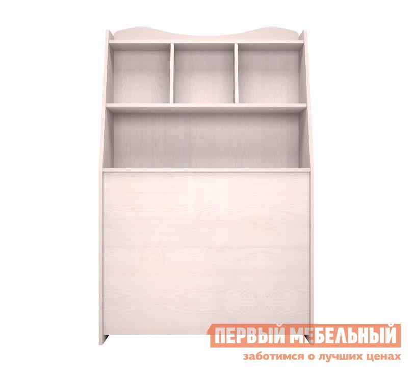Изголовье кровати с полками ТД Арника Принесса (08) цена в Москве и Питере