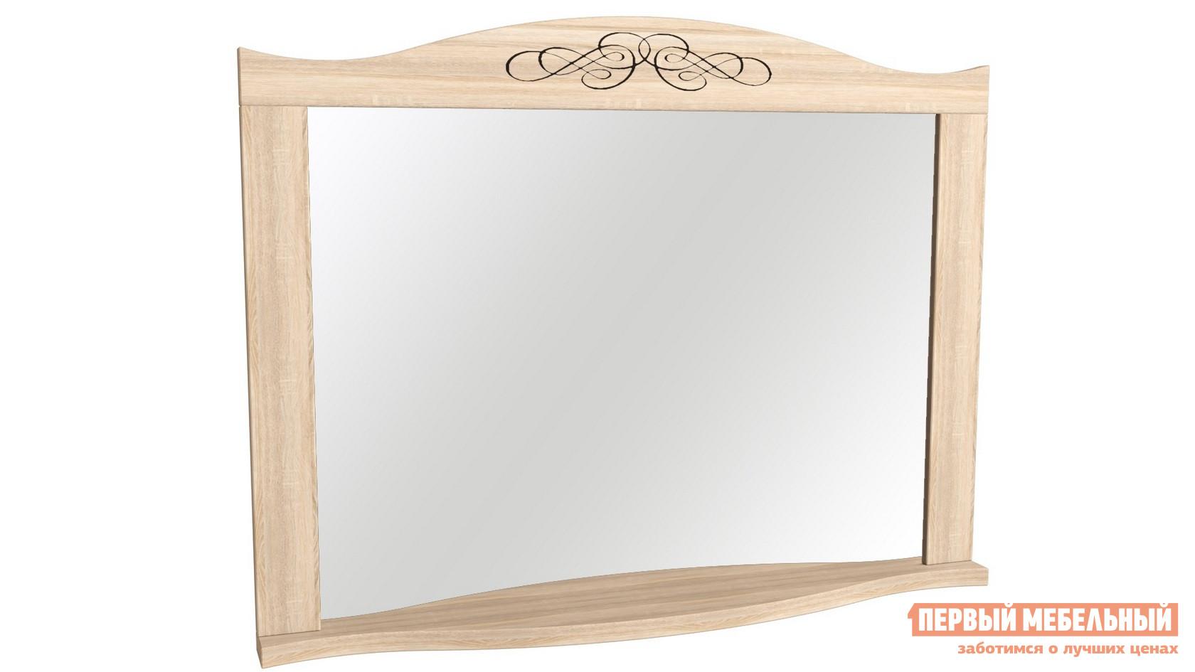 Настенное зеркало ТД Арника ADELE11 Зеркало настенное зеркало интерьерное дом корлеоне зеркало настенное зебра 50 х 65 см