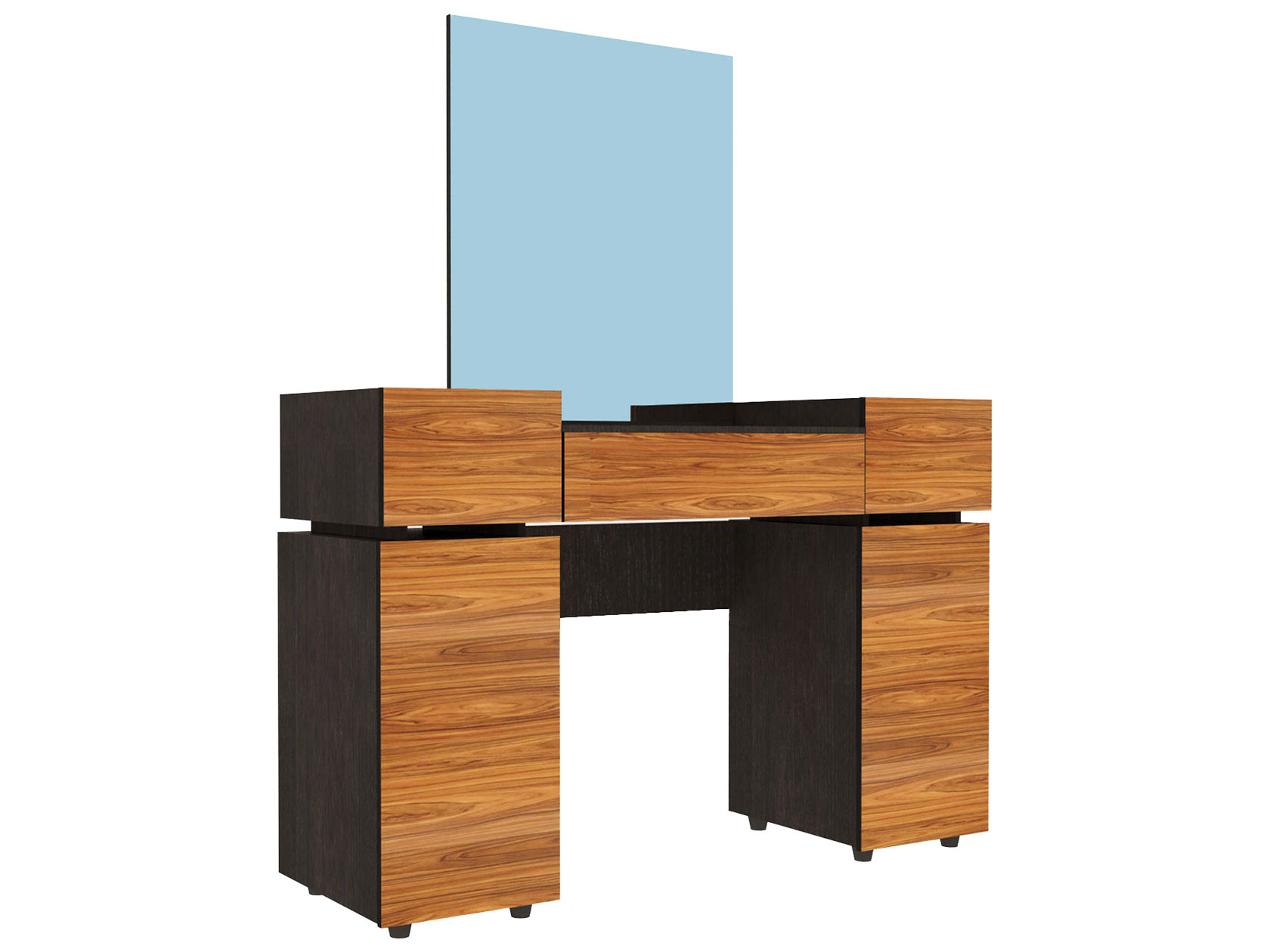 Туалетный столик Первый Мебельный HYPER (спальня) Стол туалетный 1