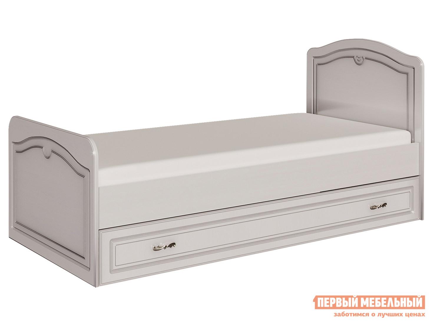 Детская кровать ТД Арника Кровать одинарная 800 Мелания 5 кровать с ящиками тд арника принцесса 05