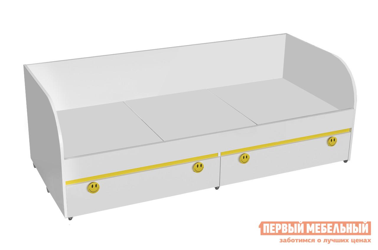 Детская кровать ТД Арника Кровать детская с ящикам Мамба КР-01 кровать с ящиками тд арника принцесса 05