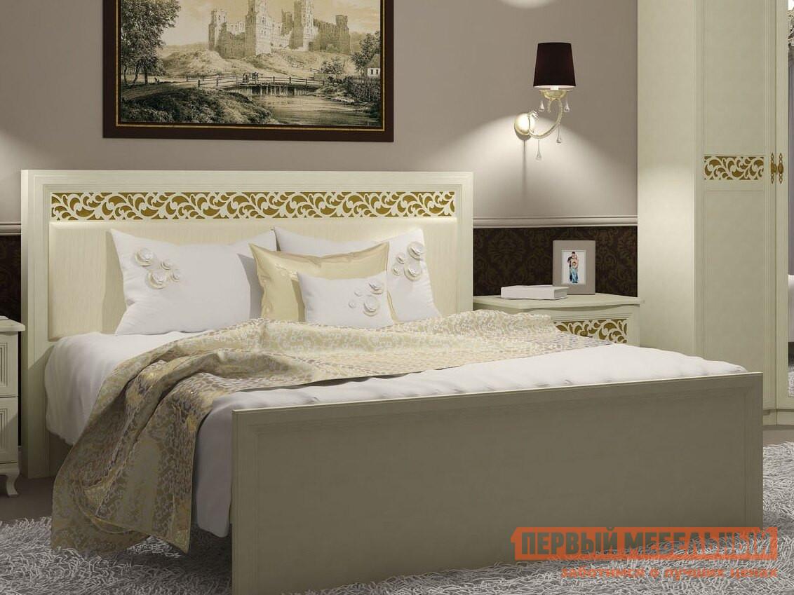 Двуспальная кровать ТД Арника Л8 двуспальная кровать тд арника амели x кровать металлический каркас