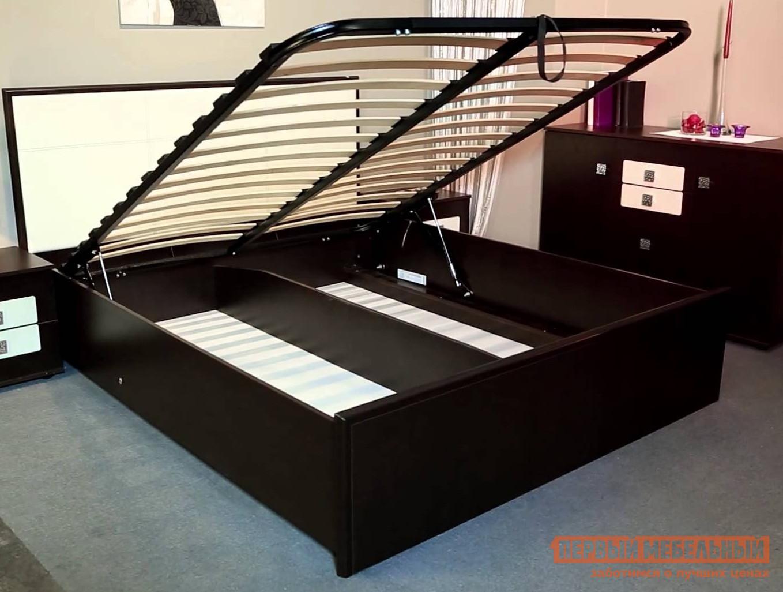Двуспальная кровать ТД Арника АМЕЛИ х01 двуспальная кровать тд арника амели x кровать металлический каркас
