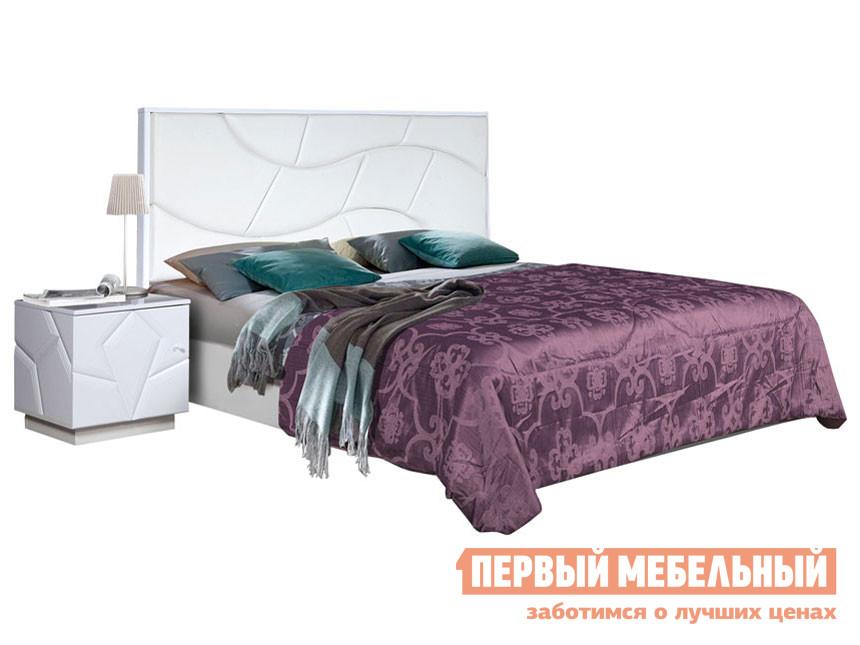Двуспальная кровать ТД Арника Кровать «1600 Кензо 1» КМК 0674.2