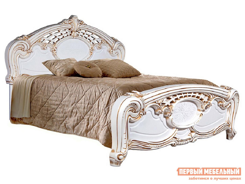 Двуспальная кровать ТД Арника Кровать