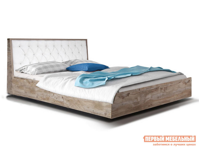 Двуспальная кровать ТД Арника Кровать 1600 Риксос КМК 0644.10